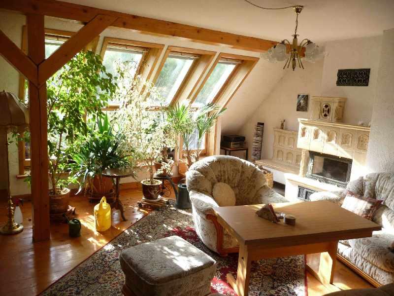 Wellness Ferienwohnung in alter Mühle, Familienurlaub im Ferienhaus